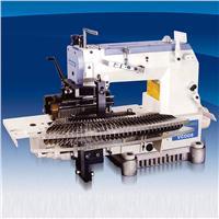 25 İğne Gizli Nevrür Dikiş 3/8 (9.5 mm) Zincir Dikiş Makinası