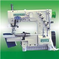 Yüksek Devirli Silindir Yataklı Burunlu Karyokalı Mekanik Bant Reçme Makinası