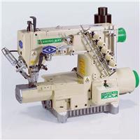 Yüksek Devirli Silindir Yataklı Burunlu Karyokalı Mekanik Etek Reçme Makinası