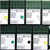 Groz-Beckert 10 Nm 80/12 90/14 100/16 110/18 120/19 140/22 160/23 180/24 200/25 İğne Çişitleri