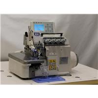 SOMY Tam otomatik Elektronik 4 iplik overlok Makinası