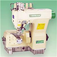 Feed-On The Arm Type Cylinder Bed High Speed Covering Stitch Machine